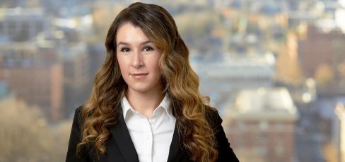 Attorney Courtney Bellio Joins McKinley Irvin in Portland